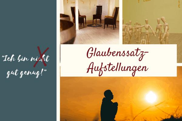 Glaubenssatz-Aufstellungen Susanne Schwarz