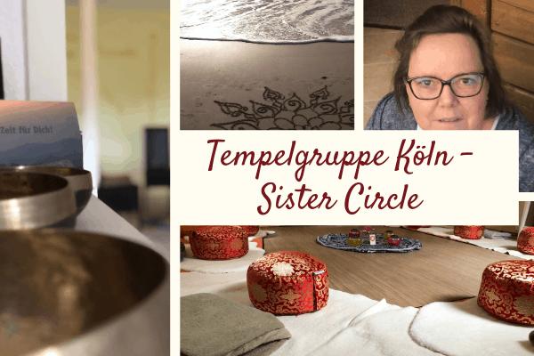 Tempelgruppen Köln Sister Circle Susanne Schwarz